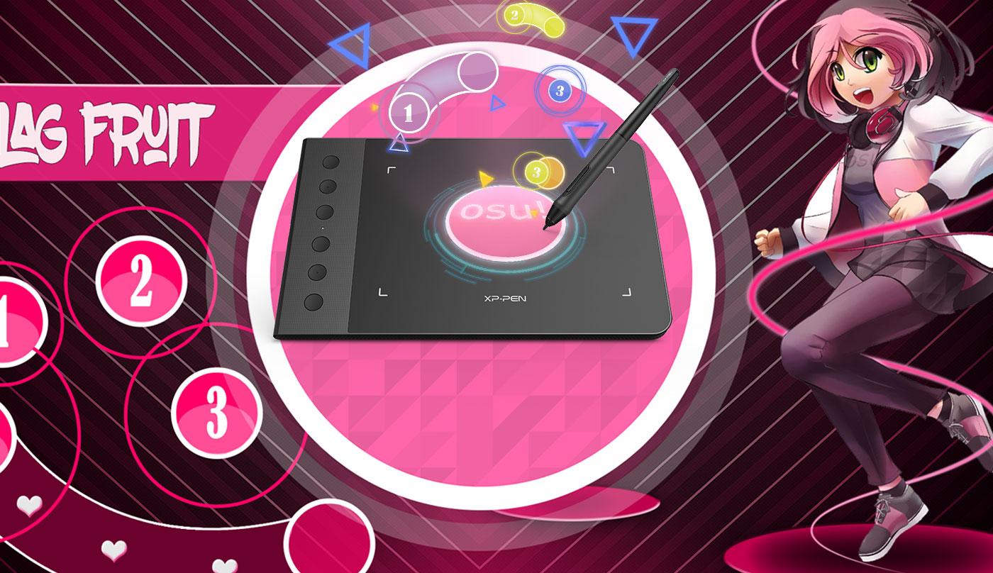 Blog von graphicdesign: XP-Pen G640S Graphic Tablet Review : Design